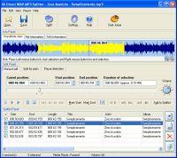 Direct WAV MP3 Splitter