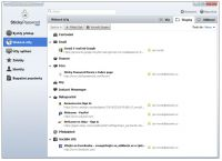 Upgrade Sticky Password 6.0 z verze 5.0