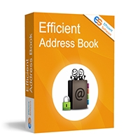 Efficient Address Book - s Updaty na 1 rok