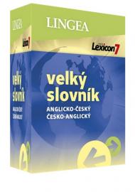 Lexicon 7 Anglický velký slovník