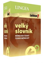 Lexicon 7 Německý velký slovník