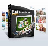 Wondershare Flash Gallery Factory Deluxe