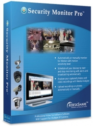 Security Monitor Pro - licence pro 2 kamery