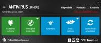 TrustPort Antivirus Sphere CZ - 3 licence na 1 rok - Prodloužení