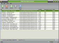 Audio Music Batch Converter