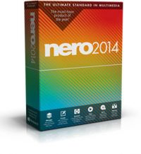 Upgrade z Nero 12 na Nero 2014