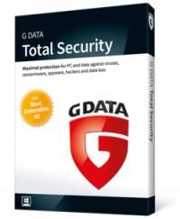 G Data TotalSecurity