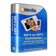 4Media MP4 to MP3 Converter