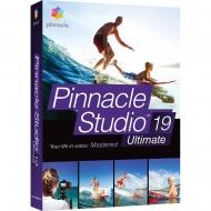 Pinnacle Studio 19 Ultimate + Příručka ZDARMA!