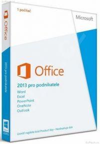 Office 2013 pro podnikatele 32-bit / x64 CZ