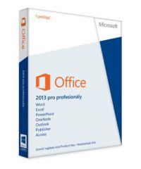 Office 2013 pro profesionály  32-bit / x64 CZ