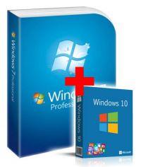 Windows 7 Professional 64-bit SP1 CZ