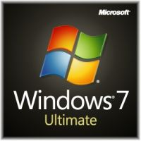 Windows 7 Ultimate 32-bit CZ