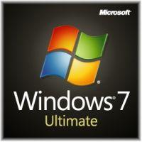Windows 7 Ultimate 32-bit CZ