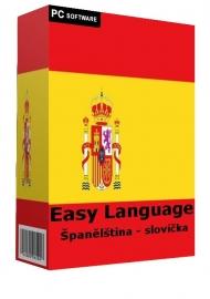 Easy Language - Španělština - slovíčka