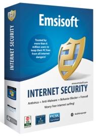Emsisoft Internet Security - na 1 rok