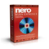 Nero Burn Express 3 CZ box