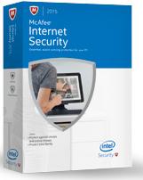 McAfee Internet Security prodloužení