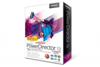 Cyberlink PowerDirector 13 Ultimate Suite - Uprade z verze 11/12