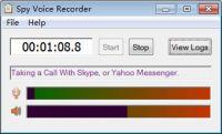 Spy Voice Recorder