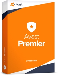 avast! Premier - licence 1 rok