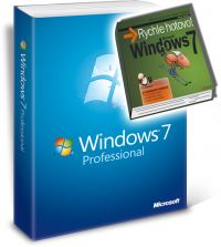 Windows 7 Professional 32-bit CZ - druhotná licence - nepoužitá + Příručka ZDARMA!