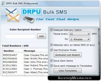 Bulk SMS Software Professional