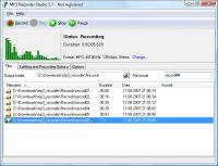 MP3 Recorder Studio - Business
