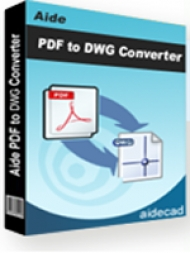 Aide PDF to DWG/DXF Converter