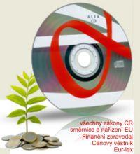 Zákony ALFA CD