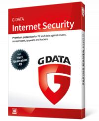G Data InternetSecurity - Prodloužení