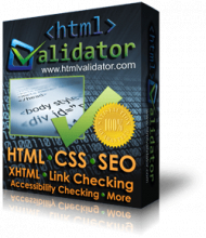 CSS HTML Validator Standard