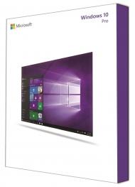 Windows 10 Pro - 1 licence - OEM - DVD - 64 bitů - čeština