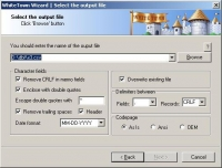 CSV to XLS Converter - Business licence