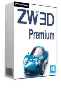 ZW3D 2015 SP CZ Premium