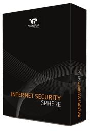 TrustPort Internet Security Sphere CZ - 3 licence - Obnovení na 1 rok