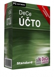 DeCe ÚČTO Standard - pro 3 PC