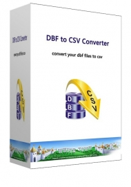 DBF to CSV Converter Personal
