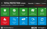 TrustPort Total Protection Sphere - Obnovení 3 licence 1 rok