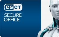ESET Secure Office - nová licence 1 rok/5 stanic