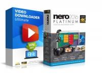 Nero 2016 Platinum + Link64 Video Downloader Ultimate