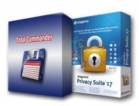 Total Commander 8.52 + Steganos Privacy Suite 17