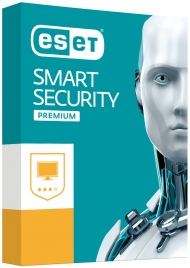 ESET Smart Security Premium - nová licence na 1 rok + Asoftis PC Cleaner ZDARMA