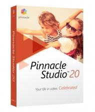 Pinnacle Studio 20 Standard CZ + Příručka ZDARMA!