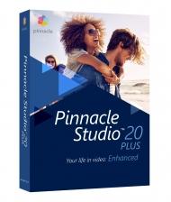 Pinnacle Studio 20 Plus CZ + Příručka ZDARMA!
