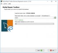 Repair Toolbox for MySQL