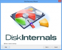DiskInternals Partition Recovery Business