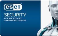 ESET Security pro MS SharePoint Server - 1 rok/5 stanic