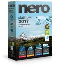 Nero 2017 Platinum - elektronicky