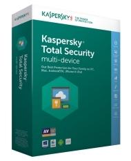Kaspersky Total Security - prodloužení